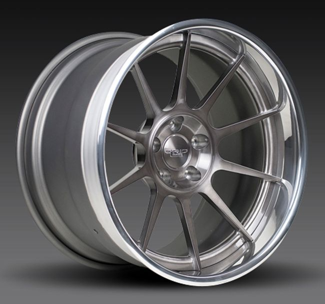 Wheel Enhancement | Rebel Forged Alloy Wheel by Forgeline