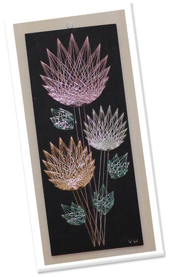 String Art Projects | Posted by anna | Fyndat , på resande fot | tisdag 17 november 2009 18 ...