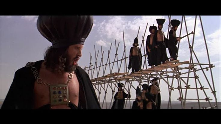"guys. i frickin' LOVE ""jesus christ superstar"".  i also dig Caiaphas, his minions & their incredible hats."
