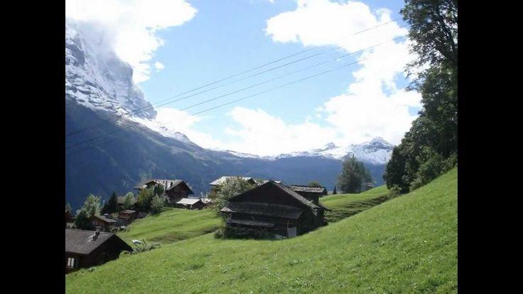 Grindenwald Alpes Suiços.wmv