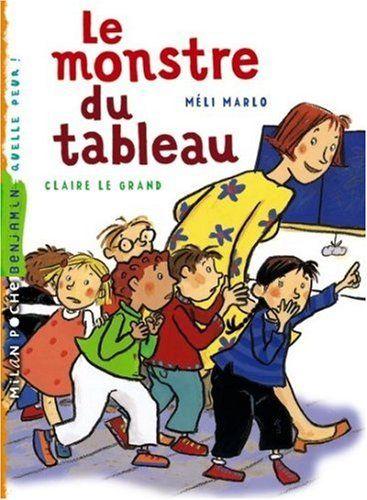 La maternelle de Laurène: Le monstre du tableau