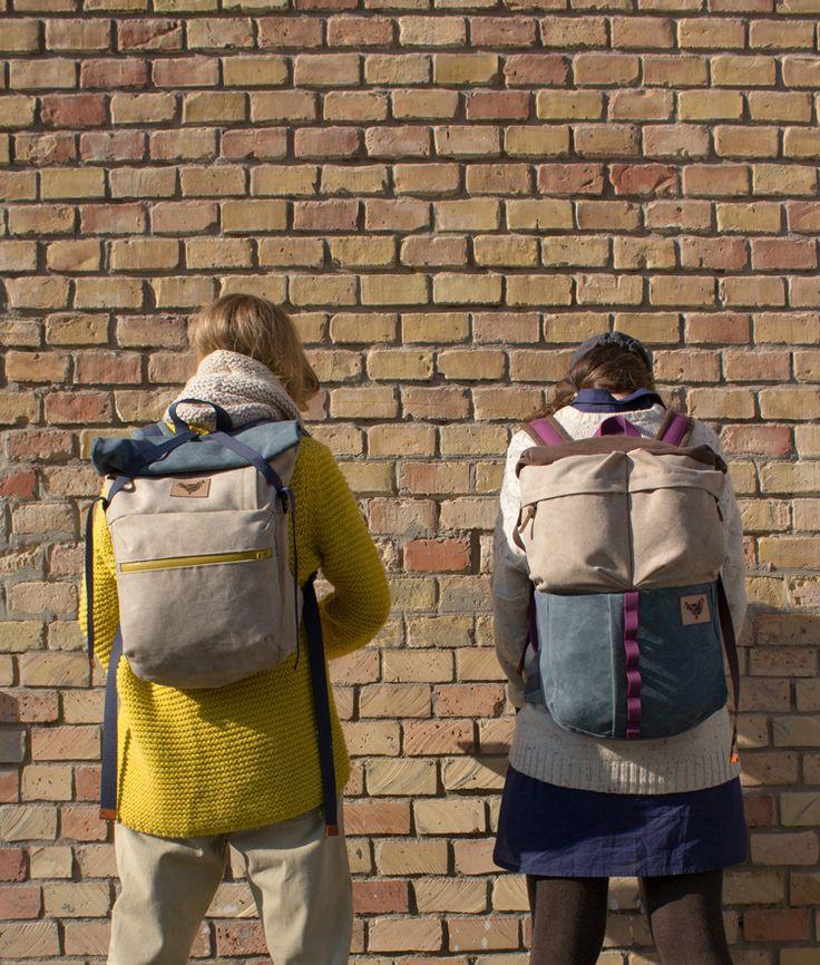 Fall 2015 - Urban Explorers - Bub&Dookie - Blind Chic.