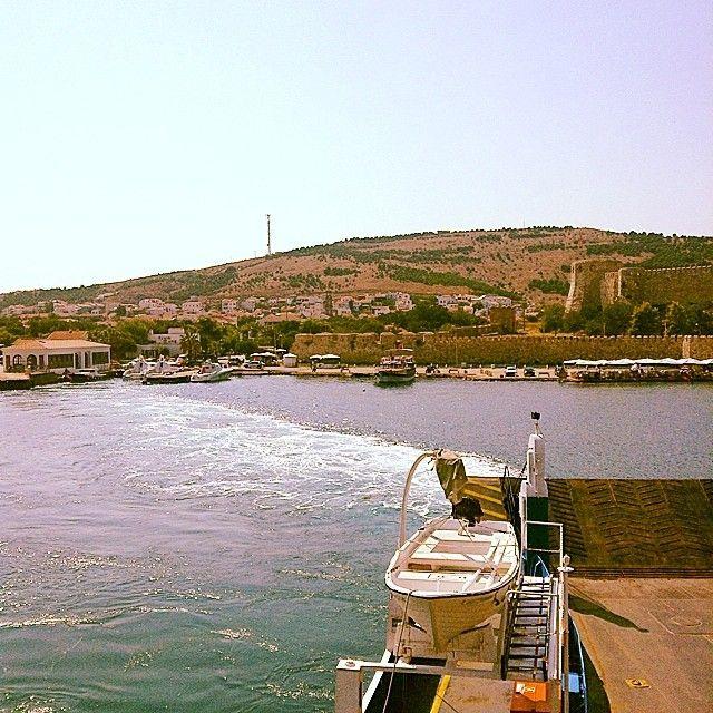 Leaving the island is never easy (Bozcaada  -Tenedos)