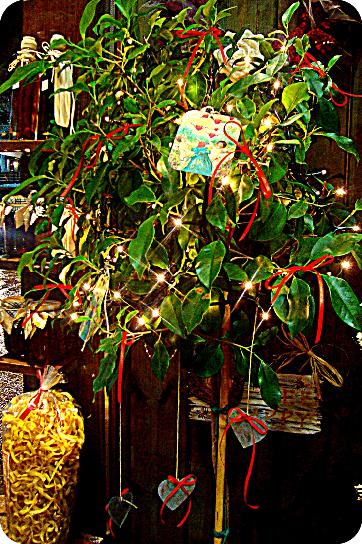 Love tree- Decoration Feb.2013