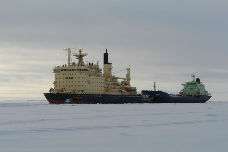 #MaritimeAccident: Two product tankers #collide in the #Arctic