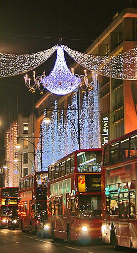 My biggest wish in life is to spend Christmas in London. One Christmas Eve as I was getting ready to go to my parents I listened to BBC radio 1 and was having such a ball listening to callers call in telling the DJ's what they were cooking for Christmas Eve dinner and of course the great British pop Christmas tunes. That alone made me want to go even more.