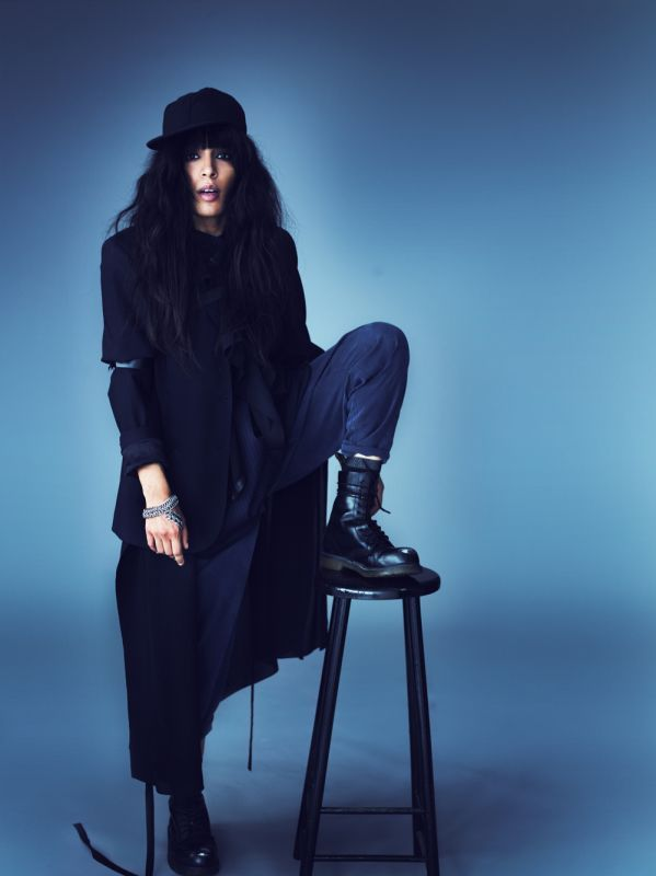 Loreen - the hottest bisexual human rights activist to have ever won Eurovision?