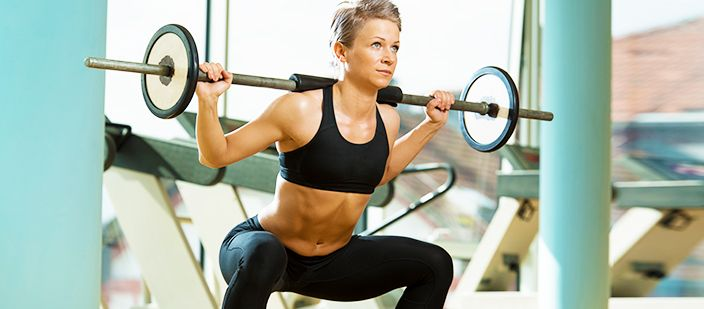 This workout plan is targeted towards women ages 30 and older. It will pump up the metabolism, increase heart rate, burn calories, and improve muscle tone.
