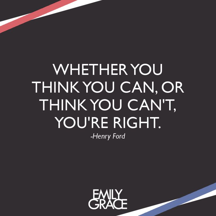 Quote Whether You Think You Can: Best 20+ Ford Quotes Ideas On Pinterest