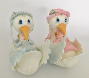 baby shower stork Cake Topper   | eBay