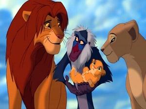 'Rei Leão'