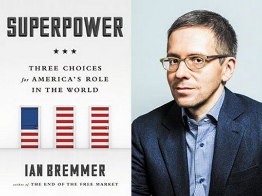 Superpower- Ian Bremmer