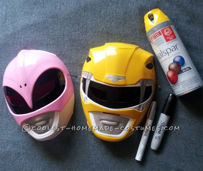 party city power ranger costumes | Morph into a Power Ranger Costume the Fun, Easy Way!