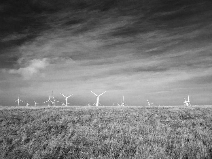 Crystal Rig Wind Farm, Lammermuir Hills