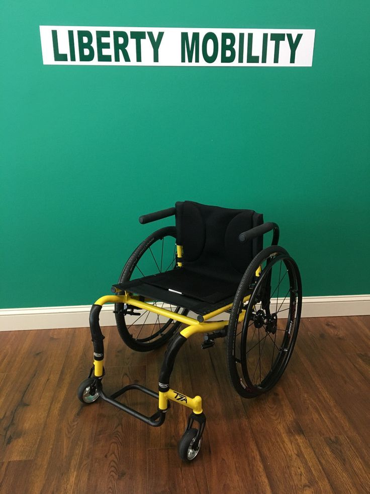 Invacare Top End Crossfire T7A Lightweight Manual Wheelchair w/ Arm Bars LM7245