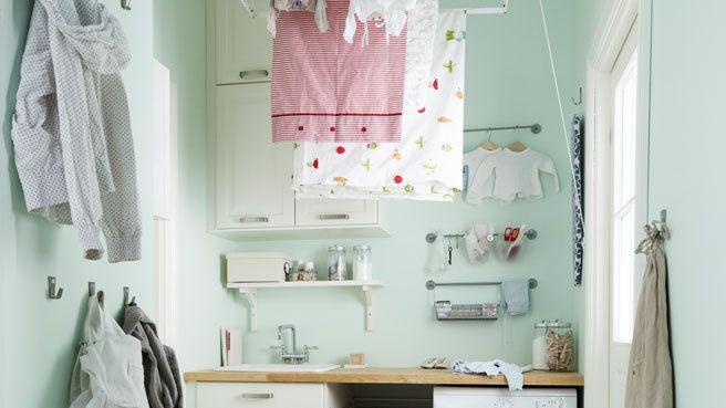 ikea #laundry room