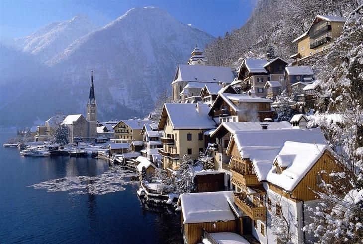Salzburgo (Austria): La Región De Los Lagos | Viajes - Todo-Mail
