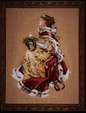 MD 78_A Christmas Queen_1/7