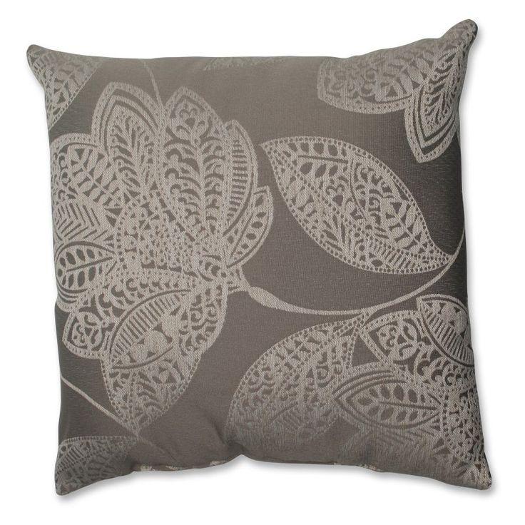 Pillow Perfect Beatrice Jute Throw Pillow - 5182