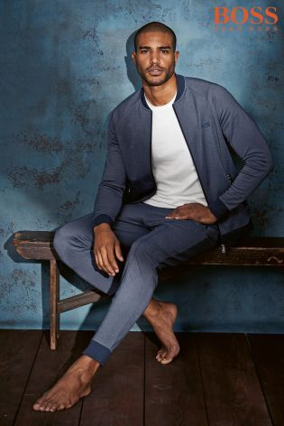Loungewear you can't wait to jump back into, courtesy of Hugo Boss!