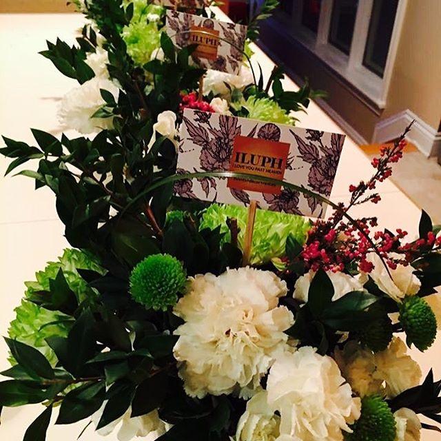@iluph_events Corporate Flowers @agakhanfoundation #ottawacorporateflowers #meetingsottawa