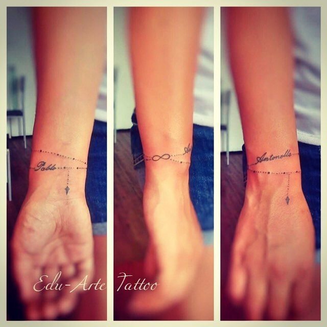 Tatoo wrist – Pin