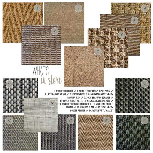 Wall-to-Wall Carpets by Rebtex