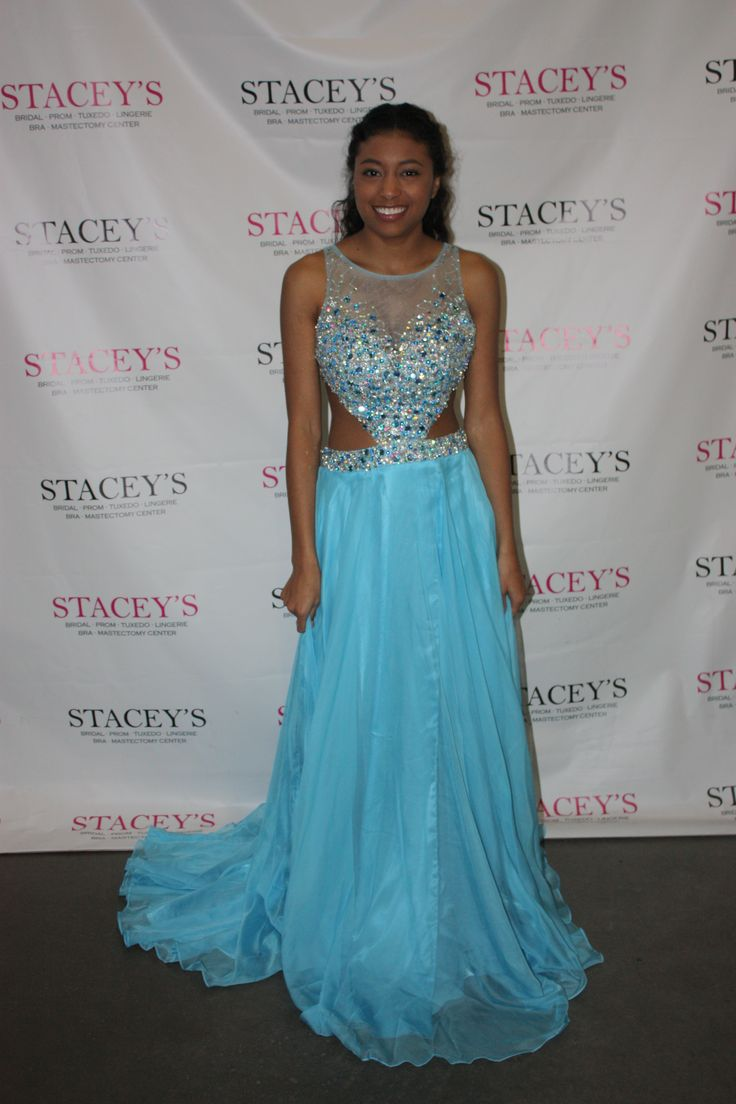 Come to Stacey's Prom and find your dress! #staceysprom