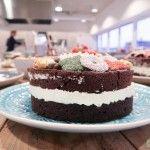 Zo maak je de brownietaart van Albert Heijn! | Eat.Pure.Love
