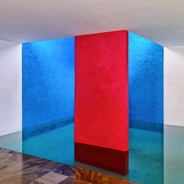 Yesterdays Visit To Casa Gilardi By Luis Barragan Was An Experience Out Of This World He Said In My Work As Architect Casa Gilardi Arquitectura Mexicana Casas
