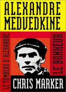 """DVD CINE 1225-III - El último bolchevique (AKA La tumba d´Alexandre) (1992) Francia. Dir: Chris Marker. Cine dentro do cine. Revolución rusa. Sinopse: Aleksandr Medvedkin, cineasta, foi testemuña da Revolución bolxevique; participou co Exército Vermello na Guerra Civil; viviu as purgas de Stalin, e viu como a súa película, """"A felicidade"""", era condenada por ter influencias de Bujarin; loitou na II Guerra Mundial e morreu en 1989, convencido de que o comunismo alcanzaba, por fin, a súa…"""