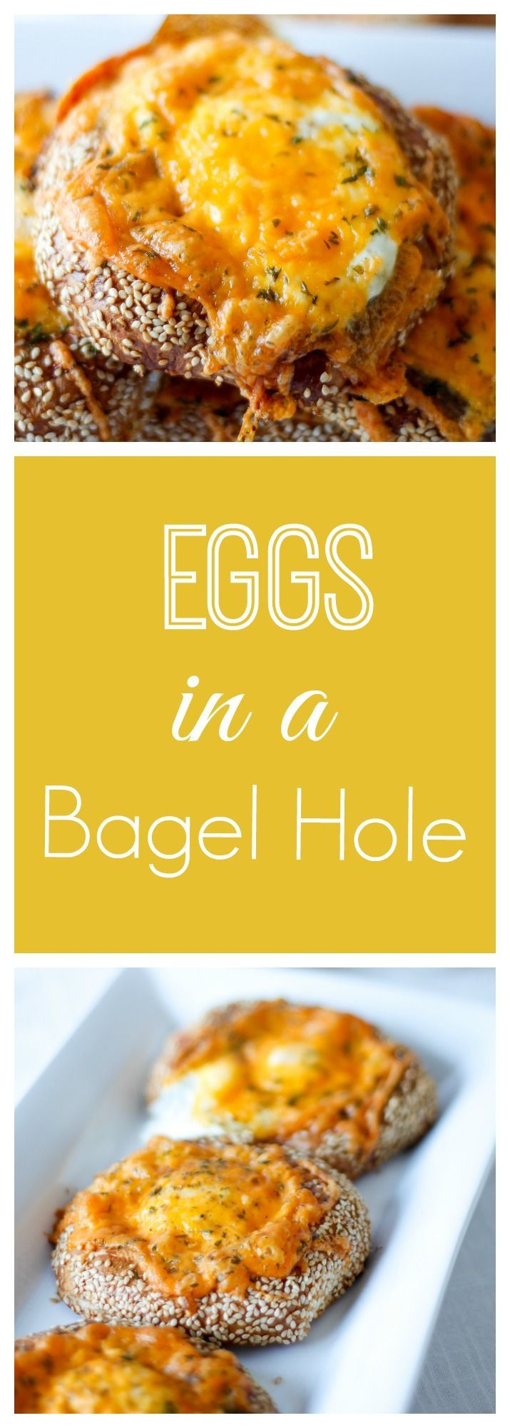 Cook your egg into a bagel hole and voila! A much simpler and faster way to get your perfect breakfast on the table. Easy to make, delicious all your family will love it . Find the recipe here : http://www.nobletandem.com/egg-bagel-hole/