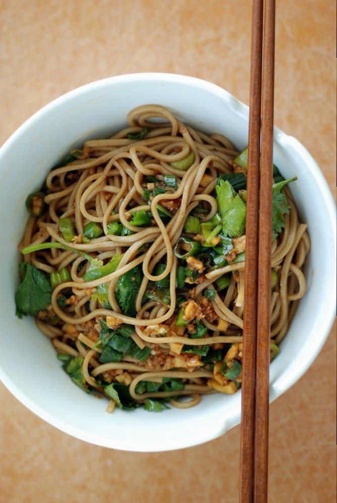 Sriracha-Lime Noodles