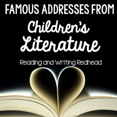 Famous Addresses from Children's Literature