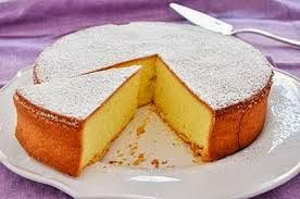 Un'ottima colazione con la torta margherita