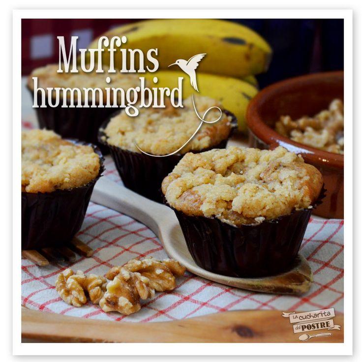 Muffins hummingbird