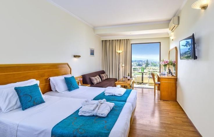Hotel Rethymno Mare***** #grecko #kreta