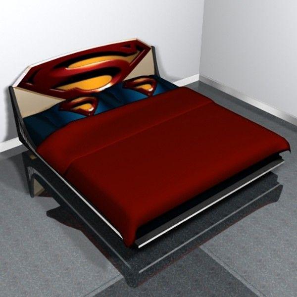 Unique Batman Vs Superman Bedroom Ideas That Rock: Best 25+ Superman Bed Ideas On Pinterest