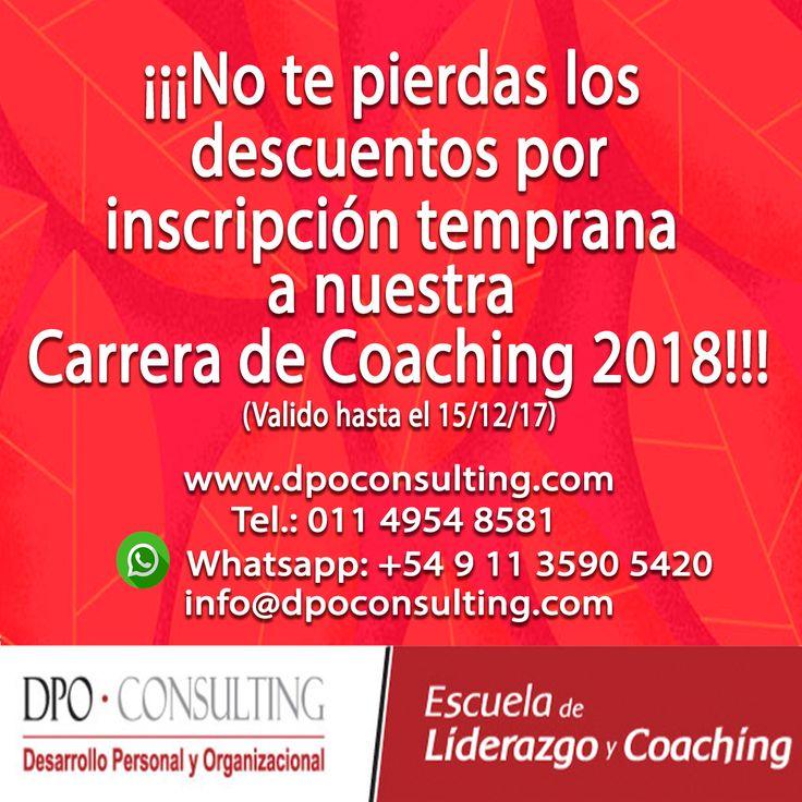 http://www.dpoconsulting.com/formacion_profesional_y_certificacion_internacional_en_coaching/ http://www.dpoconsulting.com/Programa-de-la-Carrera-de-COACHING-PERSONAL-y-ORGANIZACIONAL-3.pdf http://dpoconsulting.com/los-10-motivos-para-elegir-nuestra-carrera-de-coaching/