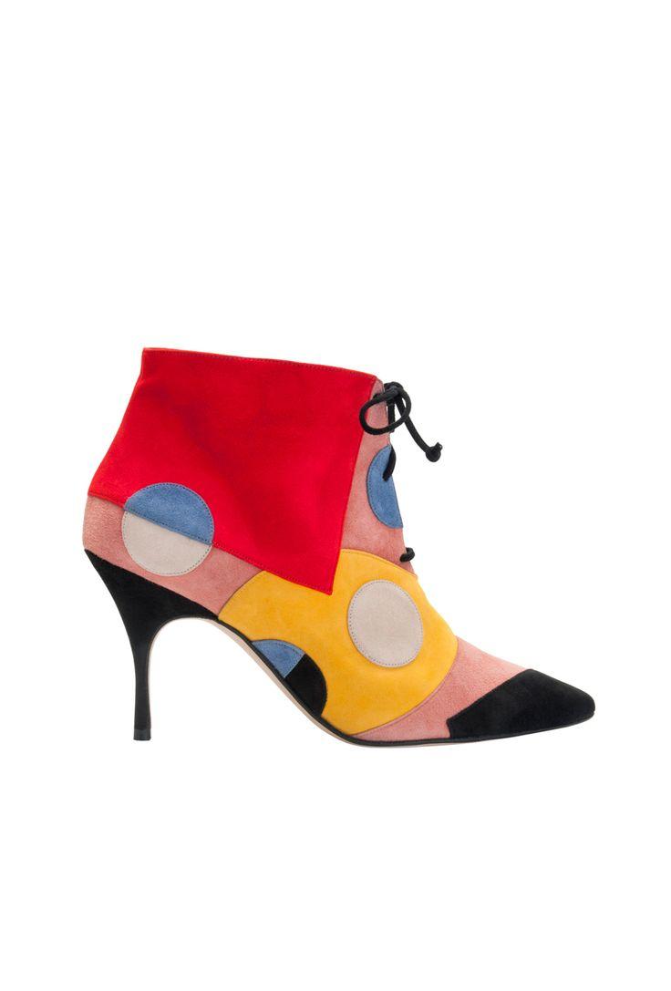 Manolo Blahnik Fall 2016 accessories