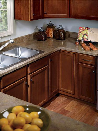 New per kitchen for linear cabinets doors cost