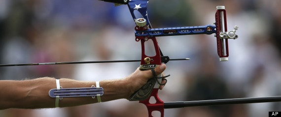 First medal for USA men'sOlympic Archery team  wins silver--Italy wins gold