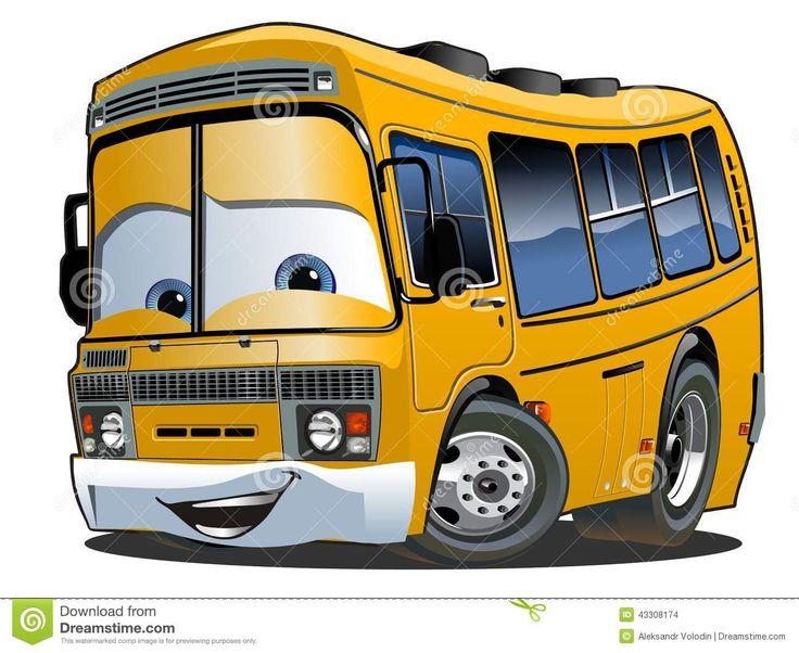 Autobús Escolar De La Historieta - Descarga De Over 64 Millones de fotos de alta calidad e imágenes Vectores. Inscríbete GRATIS hoy. Imagen: 43308174