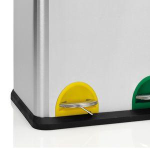 25 best ideas about poubelle de tri on pinterest poubelles pour salle de b - Poubelle recyclage ikea ...