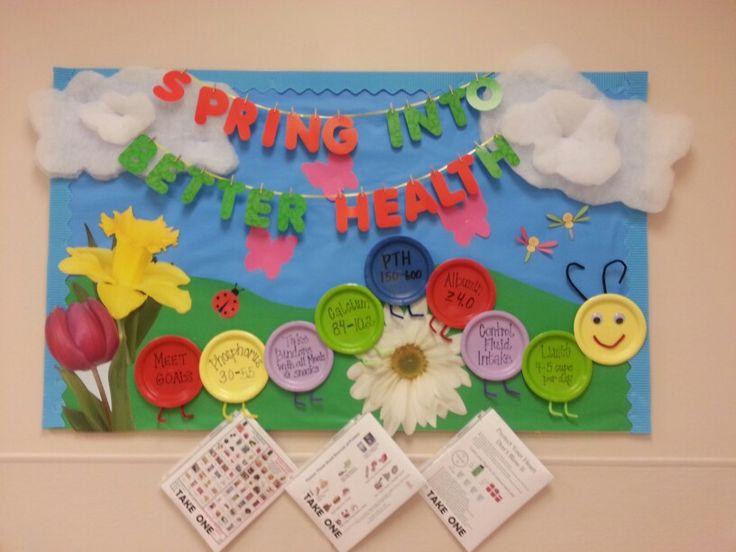 Best Nurse Bulletin Boards Images On Pinterest Nurse