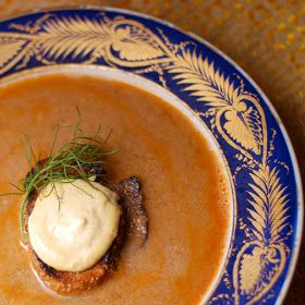 lostpastremembered: Marseille, Fish Soup with Gorgeous Garlic Rouille