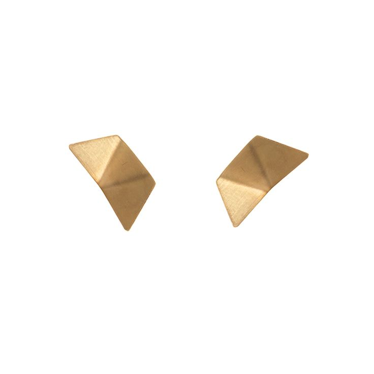 ORIGAMI / EAR / GOLD / MINI maleneglintborg.com