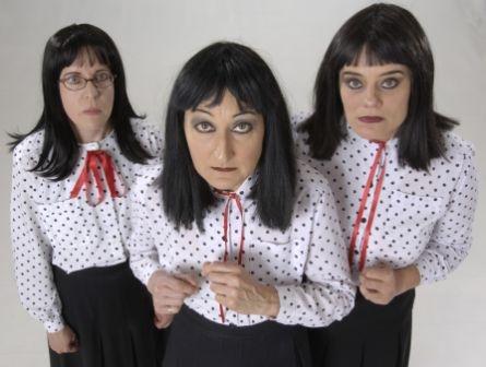 The Kransky Sisters - 2011 - Brisbane - hilarious!