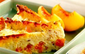 Bread and butter pudding is a delicious, high fibre dessert. A satisfying way to finish off any meal.