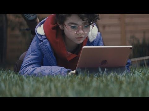"▶iPad Pro (ad 13 - 68sec) ""What's a computer"" 2017-11-16 ""With iPad Pro + iOS 11, a post-PC world may be closer than you think."" • Apple's anti-Msft Satya Nadella who commented in India ""You need to get a real computer, my friend."" • however Apple's saying iPads are good enough for children, but adults need ""a real computer"" to do real work?"